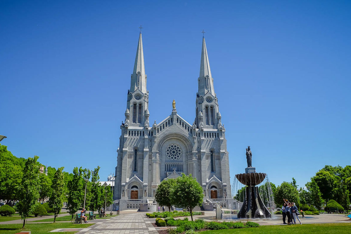 Sainte-Anne de Beaupré Shrine